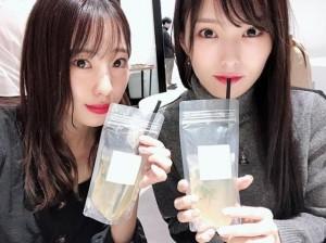 【エンタがビタミン♪】山本彩がNMB48卒業後、初めて再会した藤江れいな「今までとは違った話もできた」