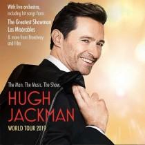 【イタすぎるセレブ達】ヒュー・ジャックマン、出演ミュージカル映画のナンバーを引っさげ世界ツアーへ