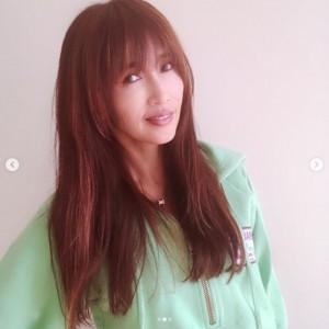 【エンタがビタミン♪】工藤静香、前髪を作った新ヘアが好評 「可愛い!」「若々しくて素敵」