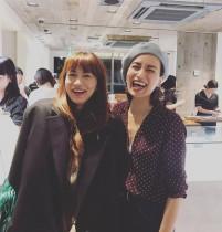 【エンタがビタミン♪】長谷川京子&佐田真由美の2ショットにファン「最強に大好きな二人」