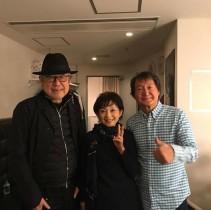 【エンタがビタミン♪】松本隆、太田裕美&南佳孝と3ショット「盟友二人」のライブで実現