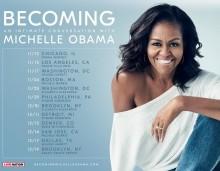 【イタすぎるセレブ達】ミシェル・オバマ前大統領夫人、流産の過去や夫婦間の問題を初めて明かす トランプ大統領への怒りも
