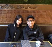 【エンタがビタミン♪】元AKB48永尾まりやと俳優・中野英雄がランチ 2ショットに「親子みたいですね」の声