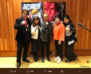 【エンタがビタミン♪】神谷明『劇場版シティーハンター』の収録終え「チョッピリ腑抜け状態に…」