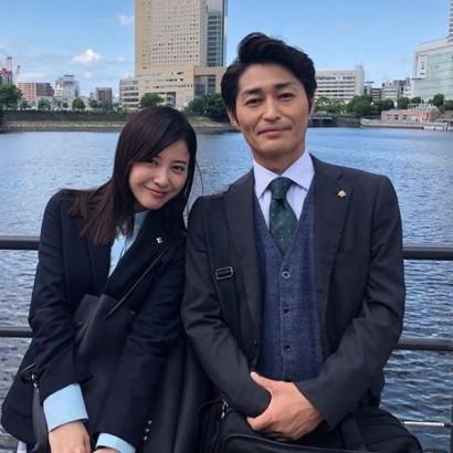 【エンタがビタミン♪】安田顕と吉高由里子 『正義のセ』振り返り「楽しい日々でした」「いろーんなことありましたよね」