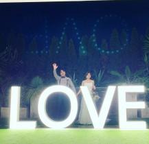【エンタがビタミン♪】品川祐、幸せいっぱいのジャンポケ斉藤に「とってもうざ~いな結婚式でした」