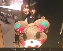 【エンタがビタミン♪】SKE48福士奈央『女芸人No.1決定戦 THE W』準決勝敗退に涙「悔しいです」