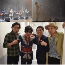 【エンタがビタミン♪】嵐ライブで『アオゾラペダル』大合唱に、スガシカオ「まだ歌ってくれてるんだー!!」