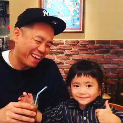 【エンタがビタミン♪】タカトシ・トシが3歳娘にデレデレ 「俺には見せたことない顔」タカが嫉妬