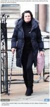 【海外発!Breaking News】「手術後に障害」 病院に3億円以上の請求した女性、元気な姿をキャッチされる(英)