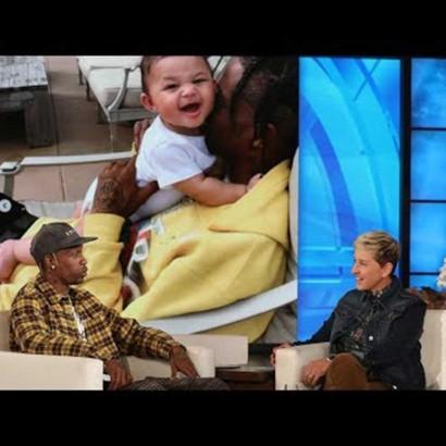 【イタすぎるセレブ達】カイリー・ジェンナーの出産に立合ったトラヴィス・スコット、「すごく怖かった」