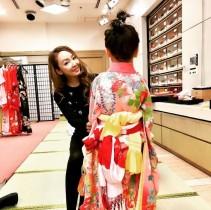 【エンタがビタミン♪】神田うの、一人娘の七五三の打ち合わせ「今回、着物はレンタルしまーす」