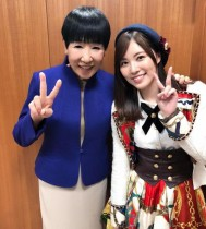 【エンタがビタミン♪】SKE48松井珠理奈『アッコにおまかせ!』初出演でおばあちゃん孝行果たす