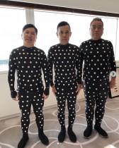 【エンタがビタミン♪】出川哲朗、田中裕二、岡村隆史のZOZOSUIT姿に 前澤社長「面白さと優しさと存在は超ビッグ」