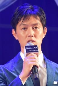 滝沢秀明との共演は「宝」と工藤阿須加