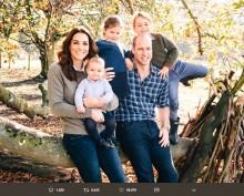 【イタすぎるセレブ達】ウィリアム王子&キャサリン妃、毎年恒例の家族写真を英王室が公開
