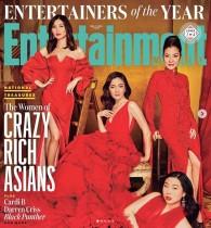 【イタすぎるセレブ達】『クレイジー・リッチ!』のコンスタンス・ウーが、アジア人女性として44年ぶりにゴールデングローブ主演女優賞にノミネート