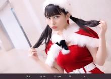 """【エンタがビタミン♪】田中美久、握手会の""""サンタ""""姿に反響 「HKTはまだまだ戦える」"""