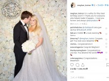 【イタすぎるセレブ達・番外編】メーガン・トレイナー、俳優ダリル・サバラと結婚
