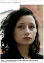 【海外発!Breaking News】染髪剤でアレルギー反応 顔と頭が2倍に腫れ上がった女性(仏)
