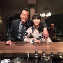【エンタがビタミン♪】水野美紀、遠藤憲一と元妻役で共演「かなりひどいワードをぶつけるのですが…」