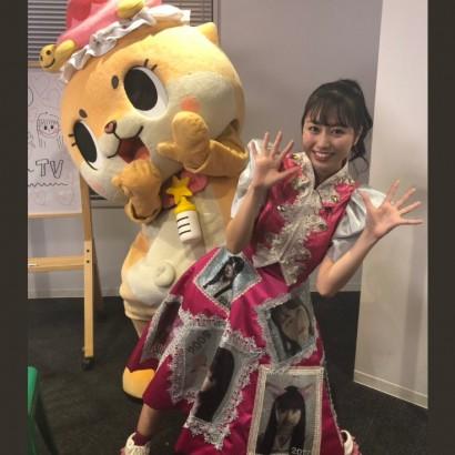 【エンタがビタミン♪】ももクロ佐々木彩夏、ちぃたん☆に詰め寄る「被ってるんだけど」
