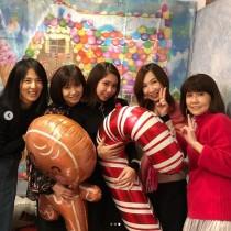 【エンタがビタミン♪】薬丸裕英の長女・玲美、井森美幸や森口博子らとの集合ショット公開「とても尊敬してる方々」