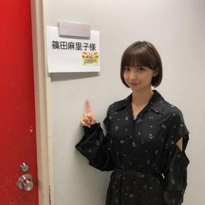 【エンタがビタミン♪】篠田麻里子『上からマリコ』リリース7年の反響に「これからも楽しく生きまーす」