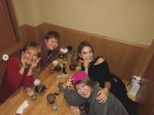【エンタがビタミン♪】滝沢カレン、近藤春菜や丸山桂里奈らとの食事会が楽しすぎて「おとぎ話のような夜」