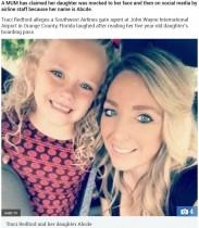 【海外発!Breaking News】サウスウエスト航空職員 5歳女児の名前を笑い、搭乗券をFacebookに投稿(米)