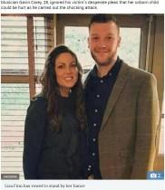 【海外発!Breaking News】妊婦に暴行し実刑判決受けた男と婚約した女性 「彼は良い人私の全て」(英)