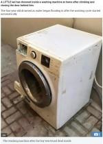 【海外発!Breaking News】4歳男児、ドラム式洗濯機に自らを閉じ込め溺死(アラブ首長国連邦)