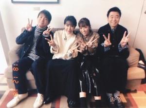 【エンタがビタミン♪】若槻千夏、めちゃイケメンバーになじむ 鈴木紗理奈も「違和感なし」と太鼓判