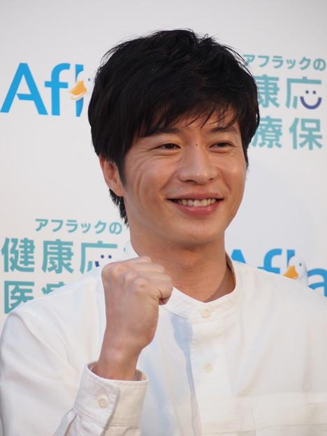 「一緒に乾杯したいタレント」8位は俳優・田中圭