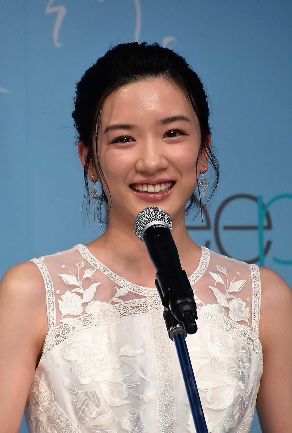 17日、イベントに登場した永野芽郁