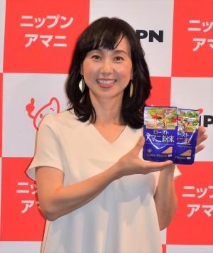 【エンタがビタミン♪】東尾理子「20年間油を摂らなかった」 今は「夫が潤滑油」