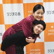 【エンタがビタミン♪】元アンジュルム田村芽実、竹内朱莉とラジオで共演「私にとってはとても大きなこと」