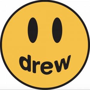 アパレルブランド「Drew House」のロゴマーク(画像は『Drew House 2018年11月16日付Instagram「#drewhouse」』のスクリーンショット)