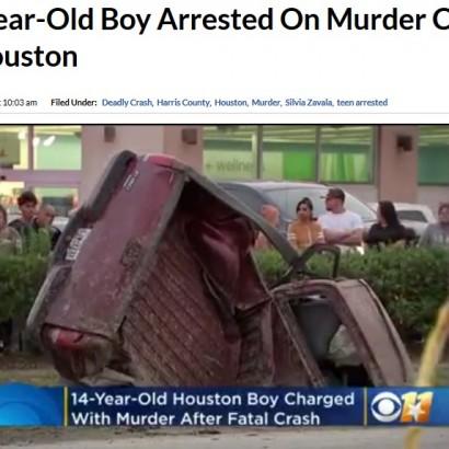 【海外発!Breaking News】14歳少年、走行中の車に卵を投げる 衝突事故で女性が死亡(米)