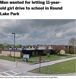 【海外発!Breaking News】11歳の娘が運転 9歳息子を学校まで送らせた父(米)