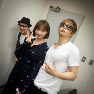 【エンタがビタミン♪】GACKT、篠田麻里子との『格付け』楽屋ショットを見つけ「元気にしてるかな…」