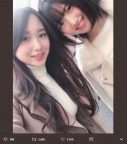 【エンタがビタミン♪】AKB48高橋朱里&村山彩希、ビキニ姿でこたつに「この冬流行るよ」の声