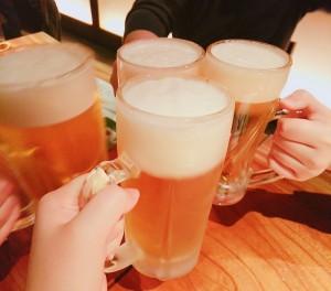 乾杯はビールという人が多い