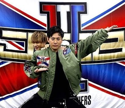 【エンタがビタミン♪】三代目JSB、ひょっこり登坂に「可愛い! 最高かよ」ファン歓喜