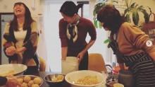 【エンタがビタミン♪】榮倉奈々、手作り味噌に挑戦 「2019年は腸活に励む!」