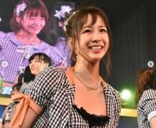 【エンタがビタミン♪】AKB48大家志津香、卒業までに踊ってみたい楽曲は『涙の表面張力』