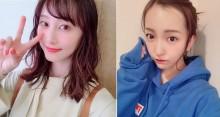 【エンタがビタミン♪】松井玲奈のツイートに板野友美が反応 「意外なマッチング」の声も 実は「戦友」の絆