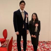 【エンタがビタミン♪】フィギュア紀平梨花、大谷翔平と身長差40cmの2ショット公開