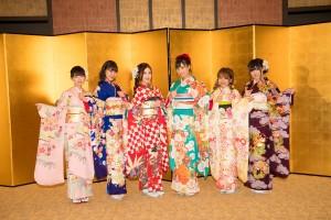 AKB48グループ成人式に参加したSKE48メンバー(C)AKS