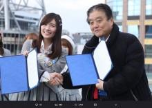 【エンタがビタミン♪】SKE48、地元活性化の大役担う 名古屋市長に松井珠理奈の凱旋パレード期待する声
